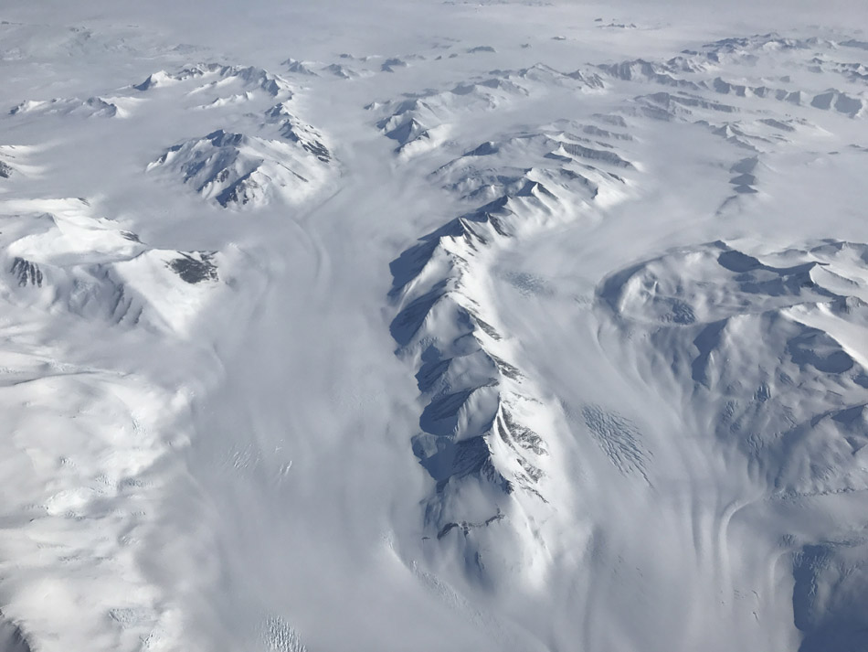 An image of Antarctica