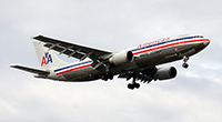 American Airlines Airbus. Wikipedia photo by Eheik