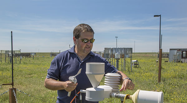 3D printing technology is being tested to produce weather stations