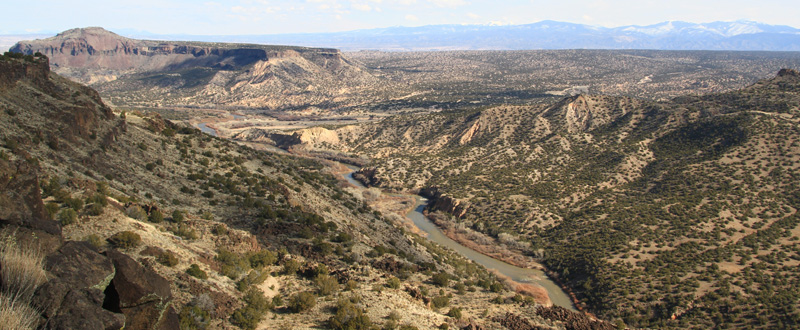 The upper Rio Grande watershed