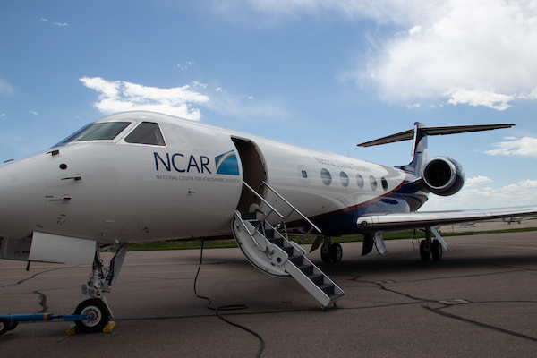 The NSF/NCAR HAIPER Gulfstream V