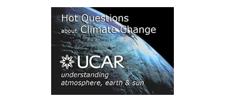 Logo for Hot Questions about Climate Change