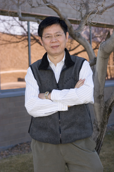Photograph of Bill Kuo
