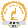 ScienceSeeker Award Finalist, 2013