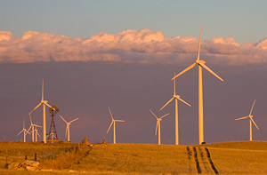 NCAR renewable energy forecasts: Wind turbines in northeast Colorado