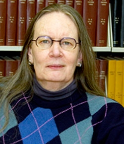 Linda Mearns, NCAR senior scientist