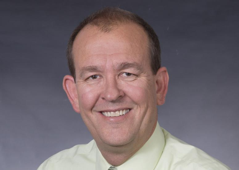 James Hurrell, outgoing NCAR director