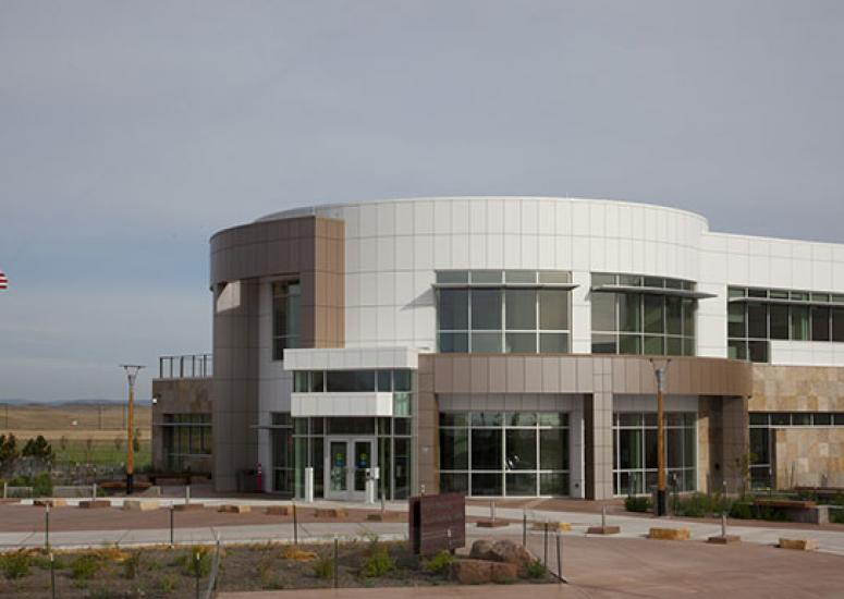 Green Data Center Award: The Vistor Center at the NCAR-Wyoming Supercomputing Center