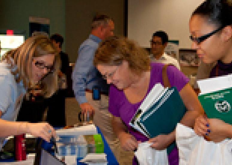 Job fair for veterans, people with disabilities, at UCAR