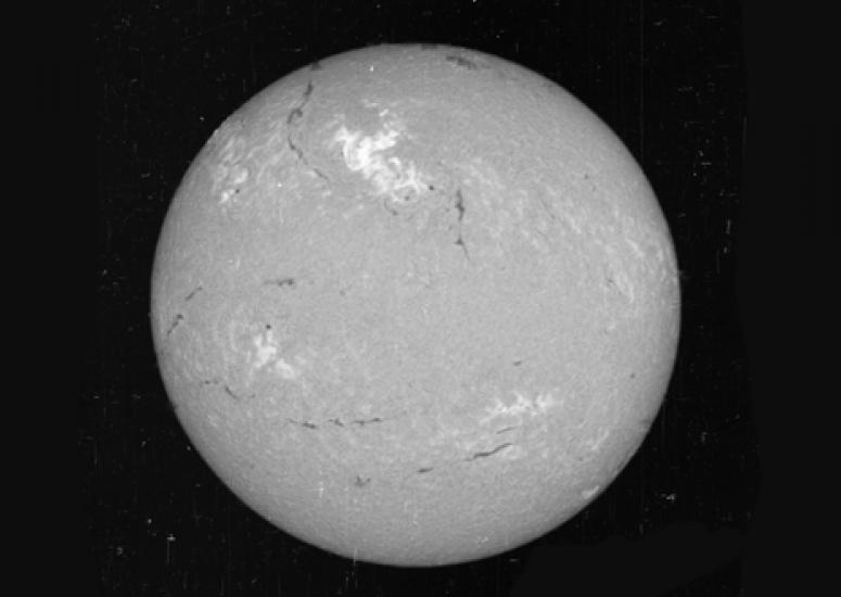 The Sun in 1967