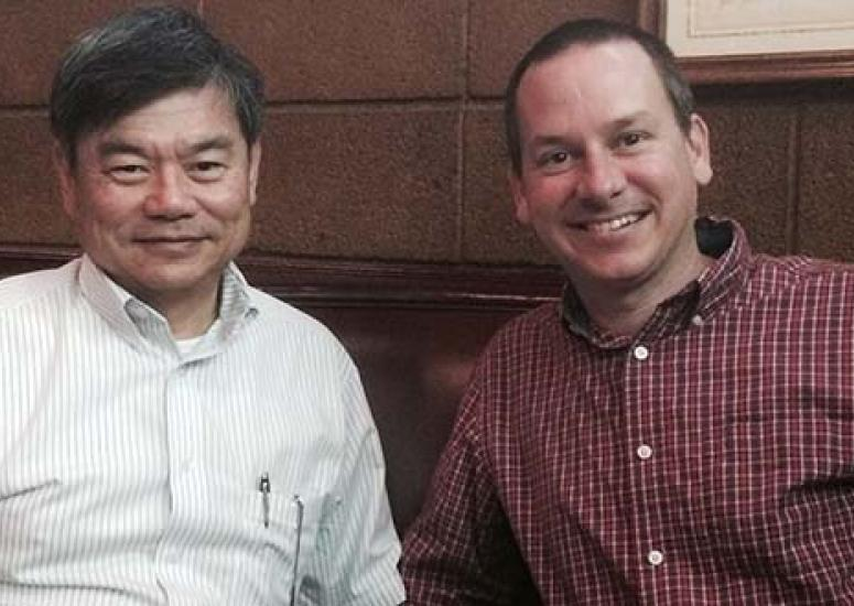 Mentoring at NCAR: Wen-Chau Lee with Michael Bell