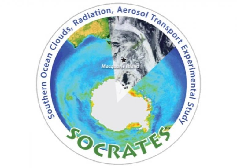 Southern Ocean research: SOCRATES logo